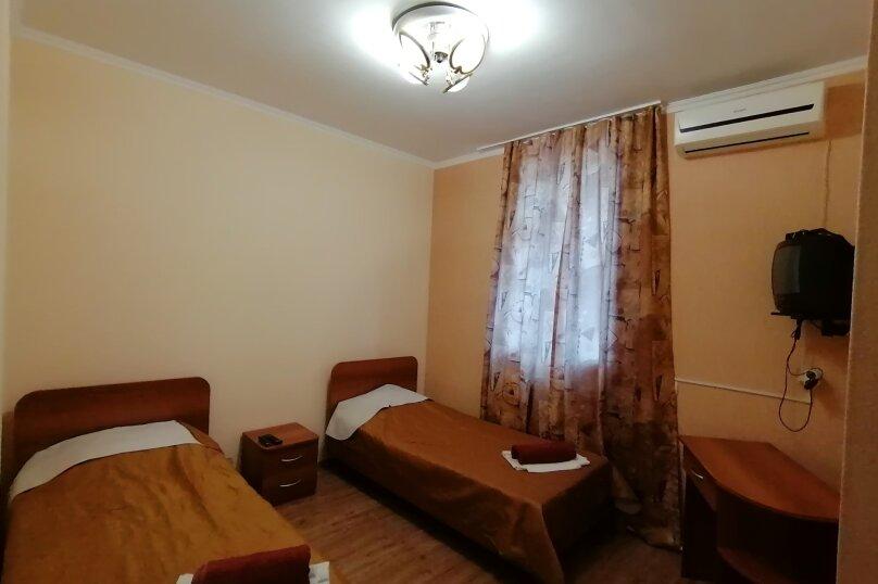 Двухместный номер с 1 кроватью или 2 отдельными кроватями, улица Самбурова, 82, Анапа - Фотография 3