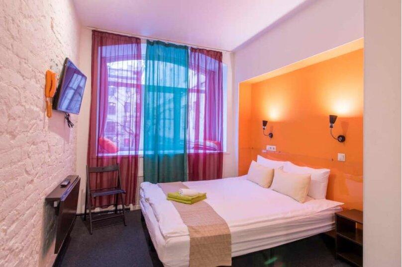 Стандартный двухместный номер с 1 кроватью или 2 отдельными кроватями, Казанская улица, 43, Санкт-Петербург - Фотография 1