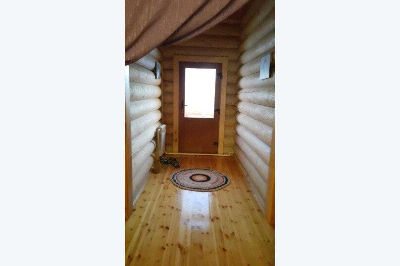 Большая 2-х местная комната, село Нижнекаянча, улица Усть-Уба, 20, Алтайский - Фотография 3