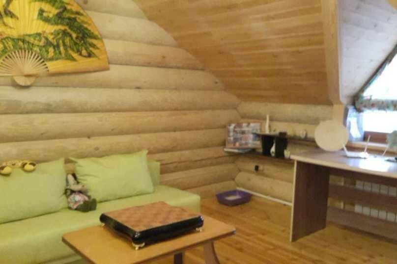 Большая 2-х местная комната, село Нижнекаянча, улица Усть-Уба, 20, Алтайский - Фотография 4