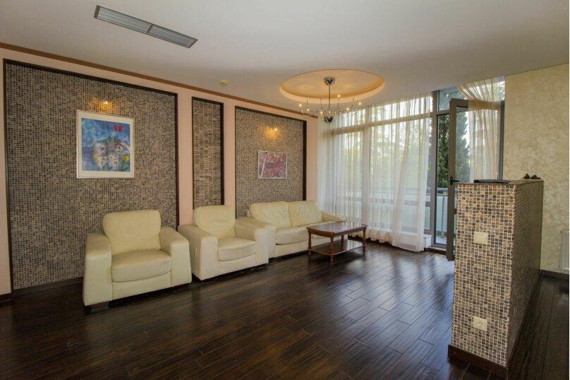 Отдельная комната, Парковая улица, 5, Алушта - Фотография 1
