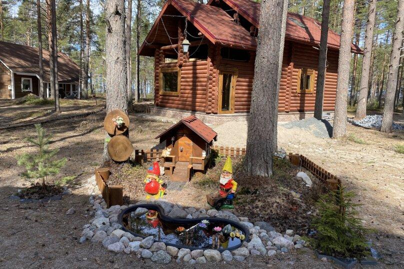 """Гостевой дом """"Pine Land"""", Суоярвская, 65 на 3 комнаты - Фотография 37"""