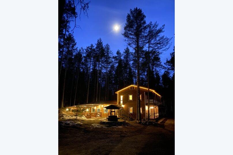 """Гостевой дом """"Pine Land"""", Суоярвская, 65 на 3 комнаты - Фотография 38"""