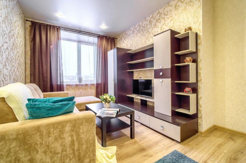 1-комн. квартира, 45 кв.м. на 4 человека, Московское шоссе, 33А, Нижний Новгород - Фотография 6