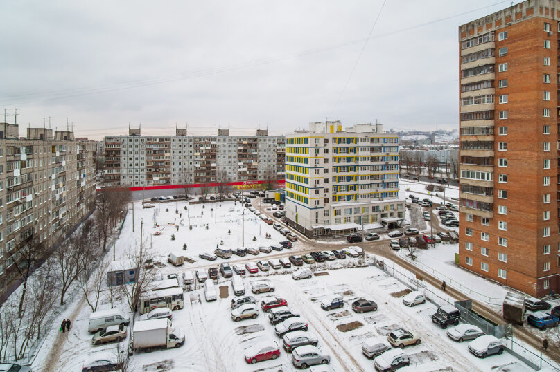 1-комн. квартира, 45 кв.м. на 4 человека, Московское шоссе, 33А, Нижний Новгород - Фотография 10