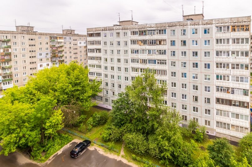 1-комн. квартира, 35 кв.м. на 3 человека, Конотопская улица, 4, Нижний Новгород - Фотография 2