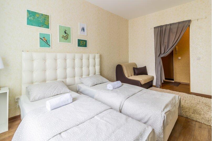 1-комн. квартира, 35 кв.м. на 3 человека, Конотопская улица, 4, Нижний Новгород - Фотография 6