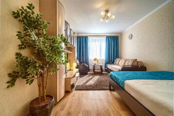 1-комн. квартира, 43 кв.м. на 4 человека, Белозёрская улица, 3, Нижний Новгород - Фотография 1
