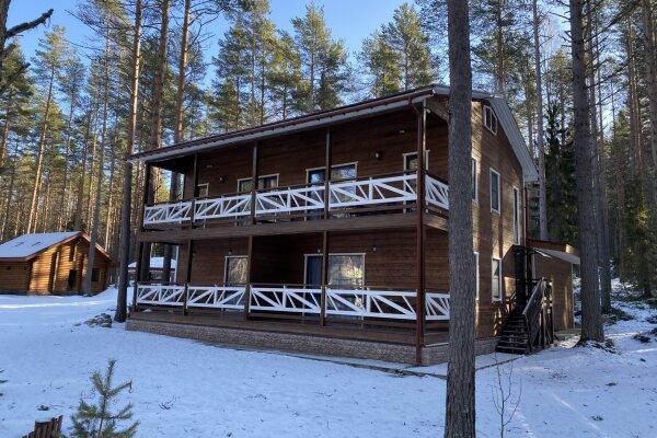"""Гостевой дом """"Pine Land"""", Суоярвская, 65 на 3 комнаты - Фотография 1"""