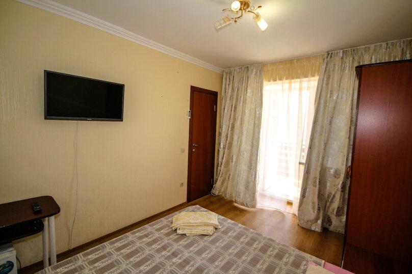 Двухместный номер с террасой, Черноморская улица, 164Б, Витязево - Фотография 4
