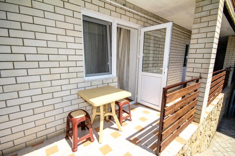 Двухместный номер с террасой, Черноморская улица, 164Б, Витязево - Фотография 5