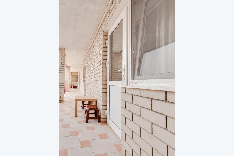 Двухместный номер с террасой, Черноморская улица, 164Б, Витязево - Фотография 6