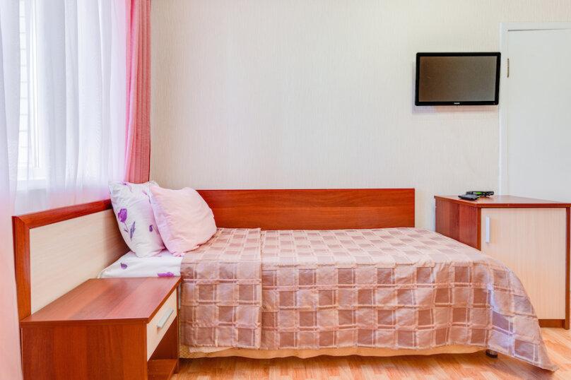 Двухкомнатный четырехместный «Полулюкс» №1, Черноморская улица, 164Б, Витязево - Фотография 2