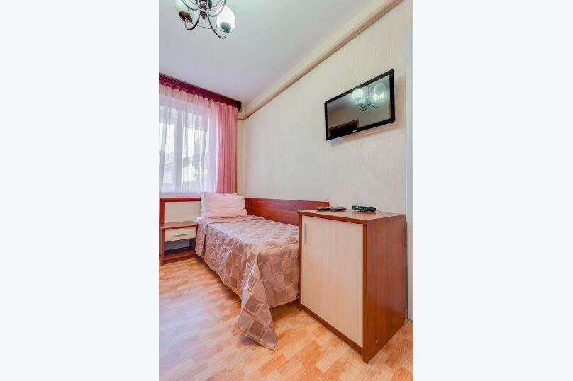 Двухкомнатный четырехместный «Полулюкс» №1, Черноморская улица, 164Б, Витязево - Фотография 3