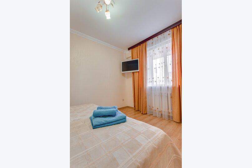 Двухкомнатный четырехместный «Полулюкс» №1, Черноморская улица, 164Б, Витязево - Фотография 5