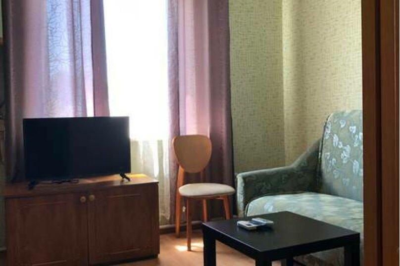 Семейный номер с кухней и балконом/террасой, улица Шмидта, 11, Ейск - Фотография 6