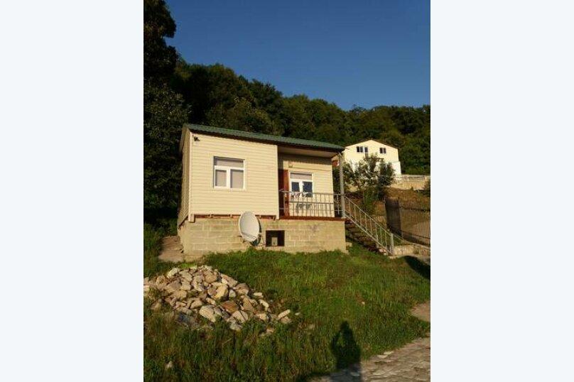 Дом, 25 кв.м. на 4 человека, 1 спальня, Солнечная улица, 11, Шепси - Фотография 7