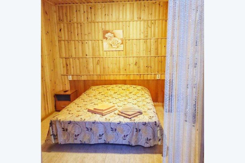 Улучшенный двухместный номер с 1 кроватью или 2 отдельными кроватями, Бухта Инал, 2-й участок , Инал, Бжид - Фотография 1