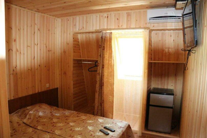 Улучшенный двухместный номер с 1 кроватью или 2 отдельными кроватями, Бухта Инал, 2-й участок , Инал, Бжид - Фотография 4