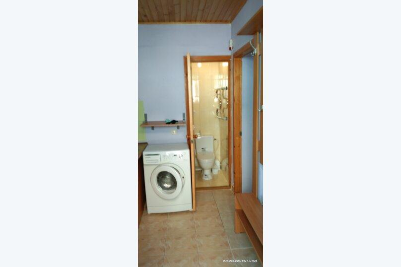 2-комн. квартира, 25 кв.м. на 4 человека, переулок 30 стрелковой дивизии, 1 кв 10, Феодосия - Фотография 3