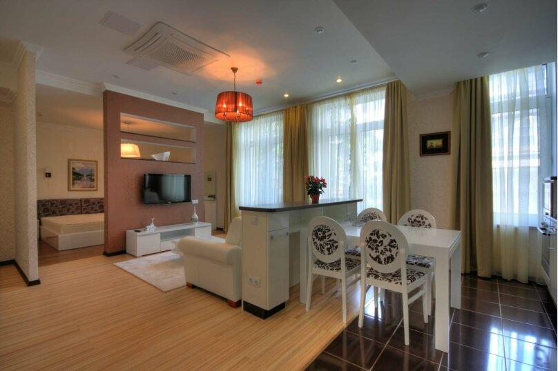 Апарт-отель Дача Штейнгольца, Парковая улица, 5 на 7 номеров - Фотография 34