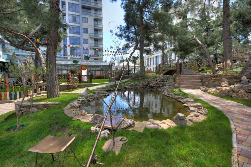 Апарт-отель Дача Штейнгольца, Парковая улица, 5 на 7 номеров - Фотография 41