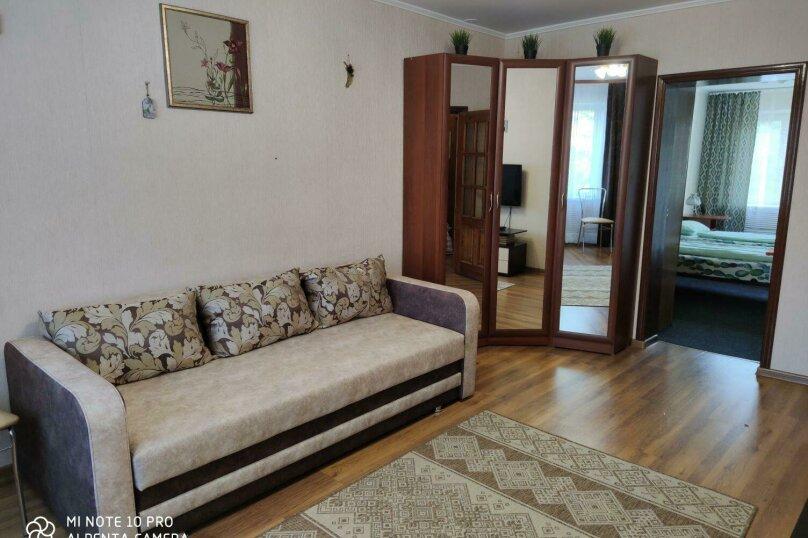 3-комн. квартира, 65 кв.м. на 7 человек, улица Карамзина, 43, Новороссийск - Фотография 5