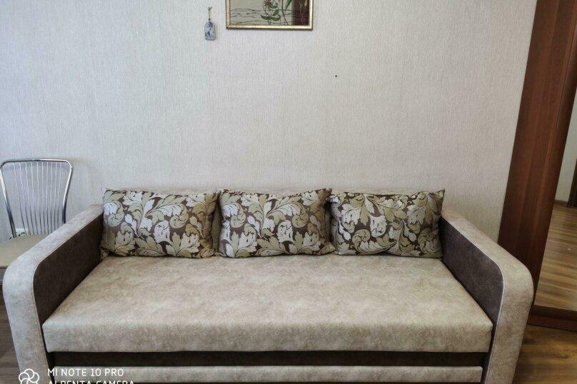 3-комн. квартира, 65 кв.м. на 7 человек, улица Карамзина, 43, Новороссийск - Фотография 8