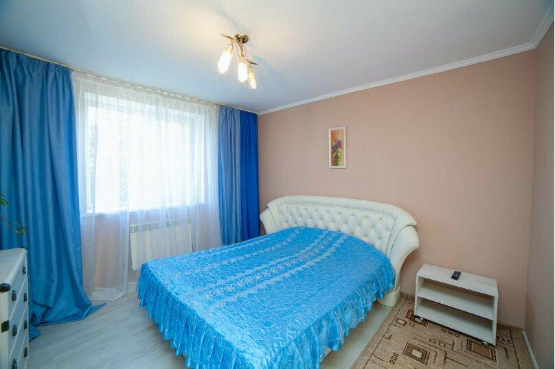 Коттедж для отдыха, второй этаж, 90 кв.м. на 7 человек, 3 спальни, переулок Леонова, 10А, поселок Приморский, Феодосия - Фотография 6