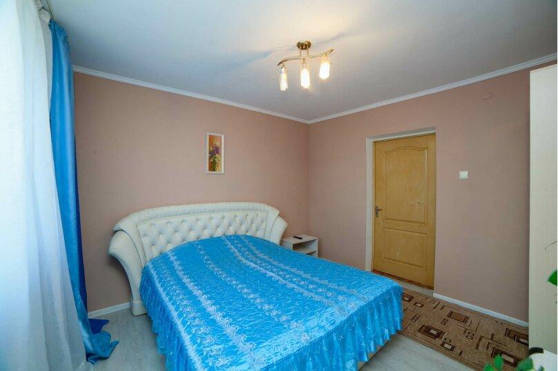 Коттедж для отдыха, второй этаж, 90 кв.м. на 7 человек, 3 спальни, переулок Леонова, 10А, поселок Приморский, Феодосия - Фотография 7