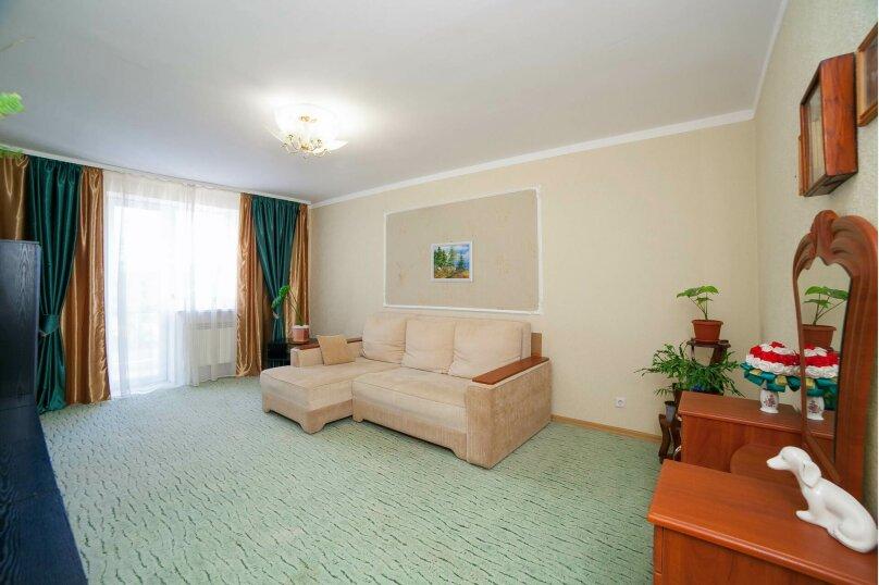 Коттедж для отдыха, второй этаж, 90 кв.м. на 7 человек, 3 спальни, переулок Леонова, 10А, поселок Приморский, Феодосия - Фотография 12