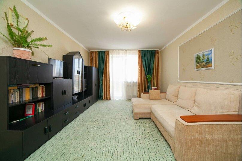 Коттедж для отдыха, второй этаж, 90 кв.м. на 7 человек, 3 спальни, переулок Леонова, 10А, поселок Приморский, Феодосия - Фотография 16