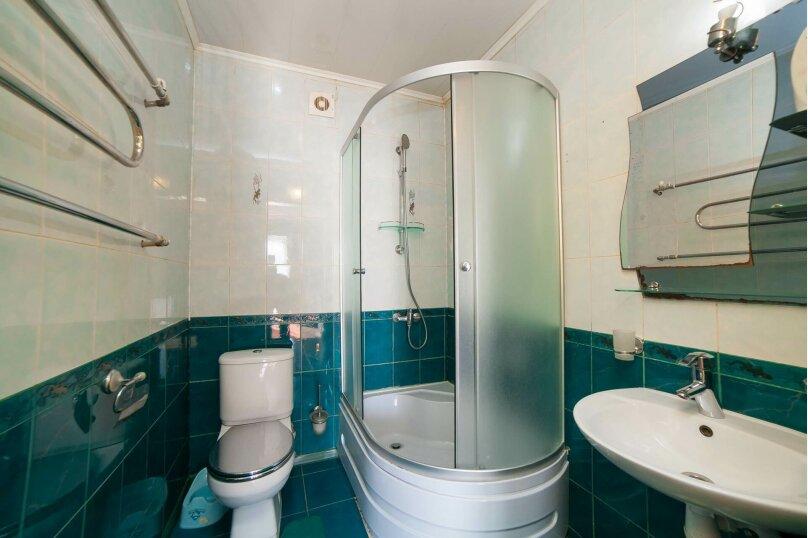 Коттедж для отдыха, второй этаж, 90 кв.м. на 7 человек, 3 спальни, переулок Леонова, 10А, поселок Приморский, Феодосия - Фотография 18