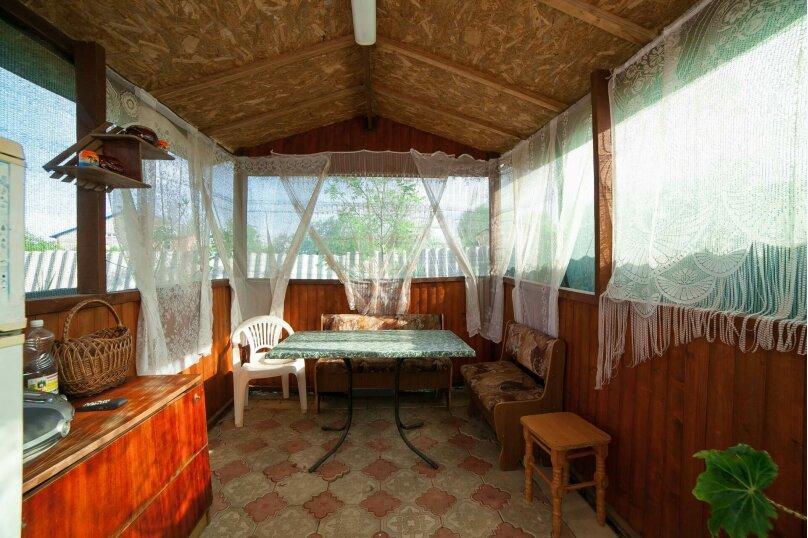 Коттедж для отдыха, второй этаж, 90 кв.м. на 7 человек, 3 спальни, переулок Леонова, 10А, поселок Приморский, Феодосия - Фотография 30