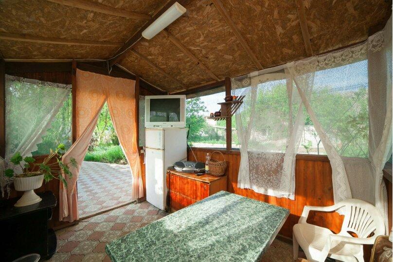 Коттедж для отдыха, второй этаж, 90 кв.м. на 7 человек, 3 спальни, переулок Леонова, 10А, поселок Приморский, Феодосия - Фотография 31