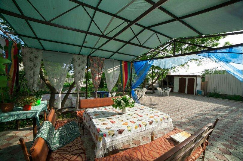 Коттедж для отдыха, второй этаж, 90 кв.м. на 7 человек, 3 спальни, переулок Леонова, 10А, поселок Приморский, Феодосия - Фотография 46
