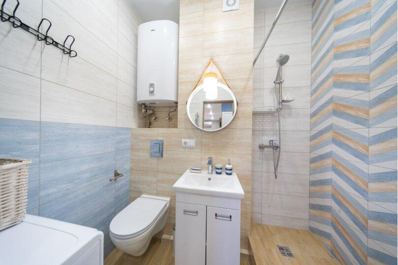 3-комн. квартира, 45 кв.м. на 6 человек, Нагорный тупик, 13кА, Адлер - Фотография 5