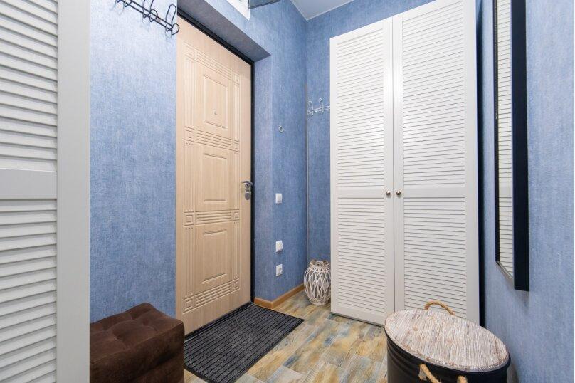 3-комн. квартира, 45 кв.м. на 6 человек, Нагорный тупик, 13кА, Адлер - Фотография 17