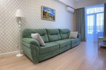 2-комн. квартира, 58 кв.м. на 4 человека, Ялтинская улица, 12А, Гурзуф - Фотография 1