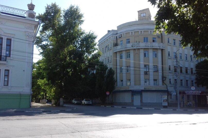 1-комн. квартира, 34 кв.м. на 3 человека, переулок Антона Глушко, 12, Таганрог - Фотография 17