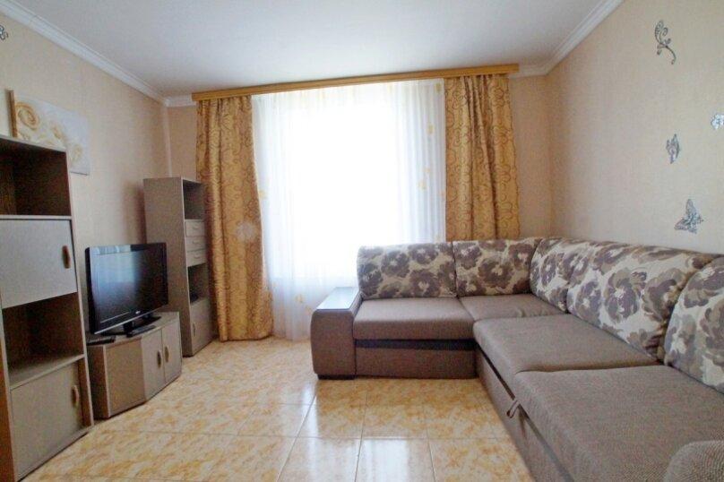 2х-комнатный 4х-местный с кухней, Лазурный переулок, 33, Благовещенская - Фотография 1
