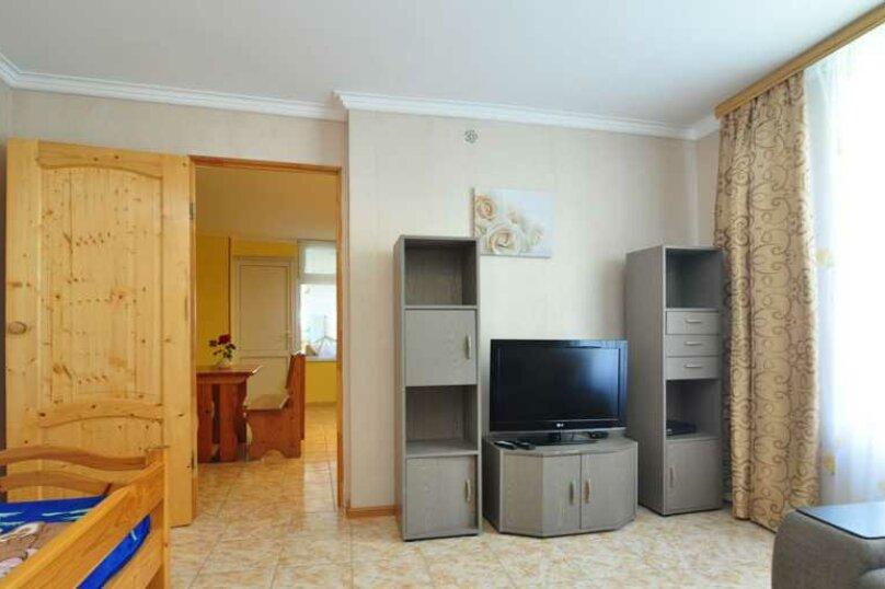 2х-комнатный 4х-местный с кухней, Лазурный переулок, 33, Благовещенская - Фотография 6
