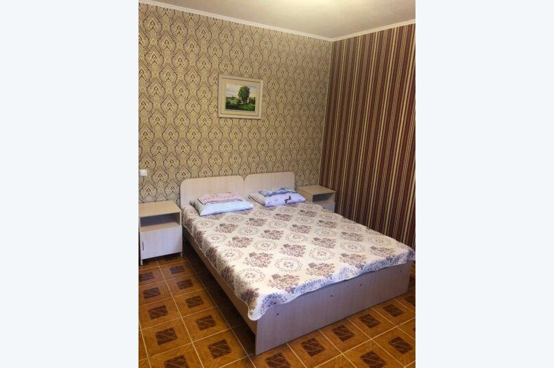 Двухместный номер с двумя раздельными кроватями бордо, улица Самбурова, 42Б, Анапа - Фотография 1