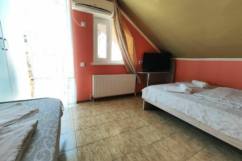 Дом, 75 кв.м. на 6 человек, 3 спальни, улица Луначарского, 20а, Феодосия - Фотография 21