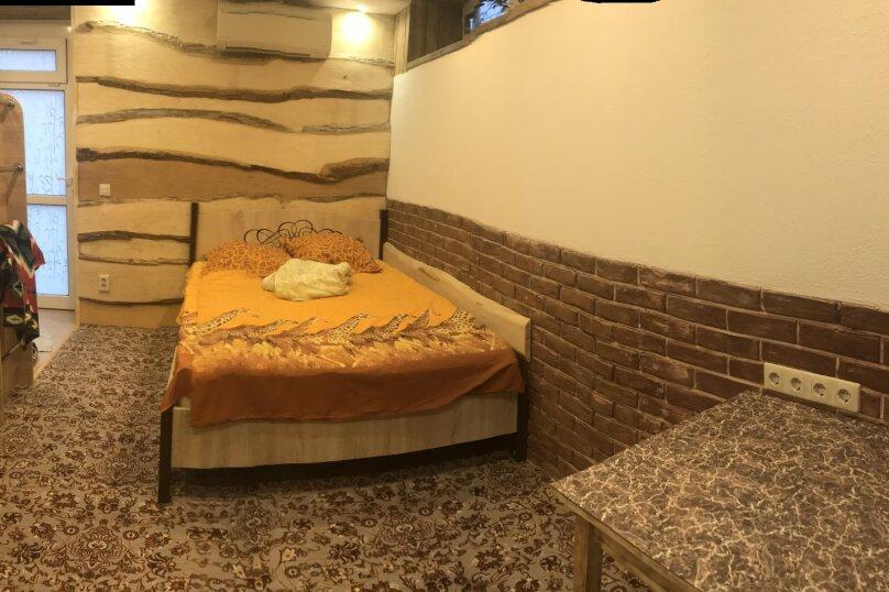 1-комн. квартира, 20 кв.м. на 4 человека, Азовская улица, 11А, Лоо - Фотография 7