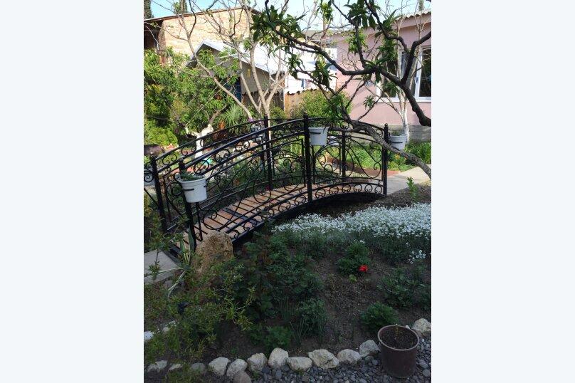 Трехкомнатный дом в саду на 5-7 человек со всеми удобствами., 58 кв.м. на 7 человек, 2 спальни, Мартынова, 31, Морское - Фотография 21