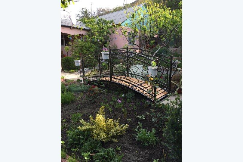 Трехкомнатный дом в саду на 5-7 человек со всеми удобствами., 58 кв.м. на 7 человек, 2 спальни, Мартынова, 31, Морское - Фотография 23