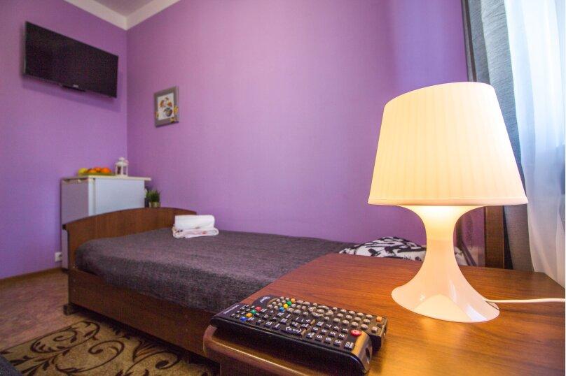 Двухместный номер с 2 отдельными кроватями стандарт, улица Свердлова, 35, Адлер - Фотография 1