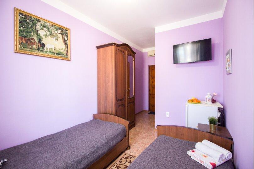 Двухместный номер с 2 отдельными кроватями стандарт, улица Свердлова, 35, Адлер - Фотография 2