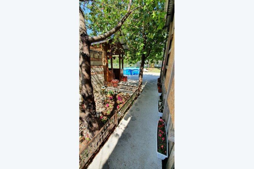 1-комн. квартира, 27 кв.м. на 4 человека, Красноармейская улица, 72, Витязево - Фотография 5